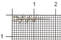 Крепление для силиконовых приманок Akkoi Snap SL02-4