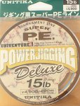 Unitika - ���� Univenture Power Jigging Delux 200� 1.5 - ���������� 1