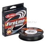 Berkley - Шнур FireLine Original 110м 0,17мм smoke - фотография 2