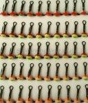 Lumicom - Тройник с фосфорной каплей 27 (крючок 10 asacura) - фотография 2