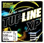 Tuf-Line - Шнур XP 137м 0.19мм red - фотография 1