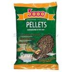Пеллетс прикормочный Sensas 3000 Carassin 6мм 0,7 кг - фотография 1