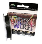 STRIKE PRO - Шнур Wire Extreme 135м 0.08мм mossgreen