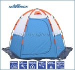 World of Maverick - Палатка зимняя Maverick Ice Fishing №5 blue/white