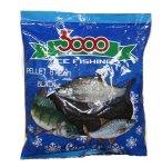 Пеллетс прикормочный Sensas 3000 Bream Black 0,4 кг 01102 - фотография 1