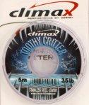 Поводковый материал Climax Toothy Critter 0.38мм, 9.1кг, 20lb - фотография 1