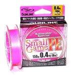 Sunline - Шнур SWS Small Game PE 150м 0.4 - фотография 1