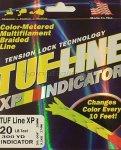 Tuf-Line - Шнур Indicator XP 274м 0.20мм - фотография 1