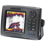 Эхолот Lowrance HDS-5x 83/200 kHz - фотография 1