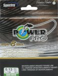 Power Pro - Шнур Super8Slick 135м 0.19мм green - фотография 1