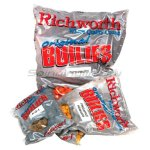 Richworth - Бойлы Shelf Life 18мм 400гр Bloodworm (мотыль) - фотография 1