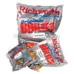 Richworth - Бойлы Shelf Life 20мм 400гр K-G-1(слива и ракушка) - фотография 1
