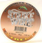 STRIKE PRO - Шнур Wire Extreme 135м 0.17мм multicolor