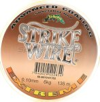 STRIKE PRO - Шнур Wire Extreme 135м 0.23мм multicolor
