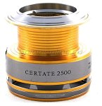 Шпуля Daiwa Spare Original Spool New Certate 2500 - фотография 1