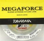 Daiwa - Леска Megaforce Super Strong 135м 0, 16мм - фотография 1