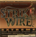 STRIKE PRO - Шнур Wire Extremе 135м 0.17мм mossgreen