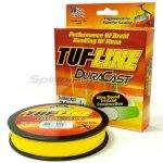 Tuf-Line - Шнур Dura Cast yellow 274м 0,41мм - фотография 1