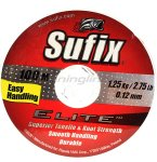 Sufix - Леска Elite X10 100м 0,14мм green - фотография 1