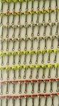 Lumicom - Тройник с фосфорной каплей 27 (крючок 8 asacura) - фотография 2