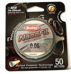 Berkley - Nanofil 50м 0,06 green - фотография 1