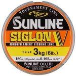 Sunline - Леска Siglon V 150м 0,205мм - фотография 1