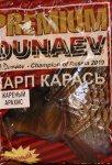Прикормка Dunaev Premium 1кг Карп-Карась Жареный арахис - фотография 1