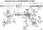 Mitchell - Катушка Avorunner V2 7500 - фотография 5