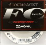 Daiwa - Флюорокарбон Tournament Fluorocarbon 50м 0.35мм - фотография 1