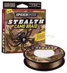 Spiderwire - Шнур Stealth 110м 0,38мм Camo - фотография 1