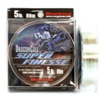 Megabass - Флюорокарбон Dragoncall Super Finesse 80м 0,165мм - фотография 2