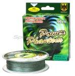 Шнур Power Phantom 4x 92м 0.30мм green - фотография 1