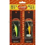 Lucky Craft - ������ Bevy Set-Bevy Minnow 45F/Bevy Shad 75SP - ���������� 1
