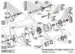 Abu Garcia - Катушка Ambassadeur Morrum ZX 3601 - фотография 5