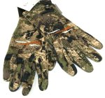 Sitka - Перчатки Traverse Glove Ground Forest р. M - фотография 1