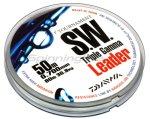 Поводковый материал Daiwa Tournament Triple Gamma SW 0.43мм 50м - фотография 3