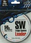 Поводковый материал Daiwa Tournament Triple Gamma SW 0.57мм 50м - фотография 2