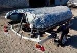Markfish - Тент транспортировочный для Badger CL340 pixel camo - фотография 4