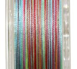 Kosadaka - Шнур Wega 130м 0,10мм multicolor - фотография 3