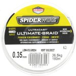 Spiderwire - Шнур Ultra Cast 8 Carrier Ultimate Braid Green NEW 150м 0.25мм - фотография 3