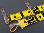 Daiichiseiko - Рулетка Nogiscale 125см Yellow - фотография 1