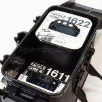 Ящик Daiichiseiko Tackle Cube 1611 Black - фотография 2