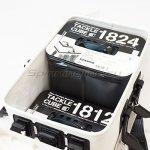 Ящик Daiichiseiko Tackle Cube 1812 Black - фотография 2