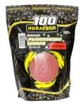 Сухари зимние 100 Поклевок красные 500гр - фотография 1