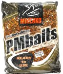 Minenko - Зерновая прикормка PMBaits Ready to use Mix №1 Chili - фотография 1