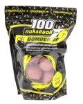 Прикормка 100 поклевок Bomber-30 Слива - фотография 1