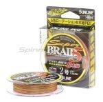Sunline - Шнур Super Braid 5HG 8 Braid 150м 0,185мм 1.2 - фотография 1